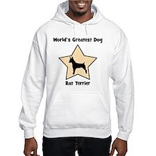 Worlds Greatest Rat Terrier ( Hoodie