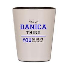 Unique Danica Shot Glass