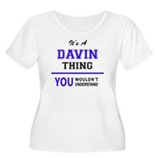 Unique Davin T-Shirt