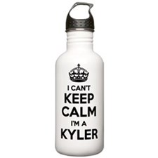 Funny Kyler Water Bottle