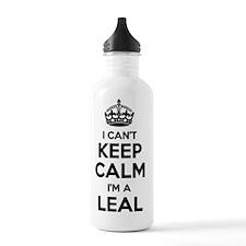 Funny Leal Water Bottle