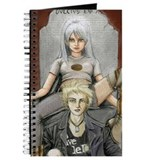 Ayumi and james Sketchbook