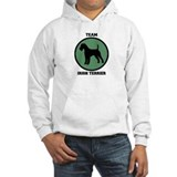 Team Irish Terrier (green) Hoodie