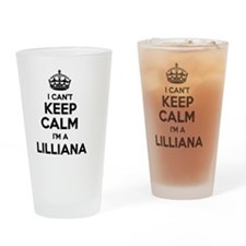 Unique Lilliana Drinking Glass