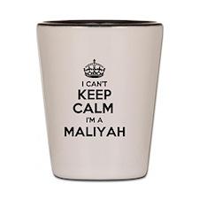 Funny Maliyah Shot Glass
