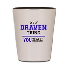Funny Draven Shot Glass