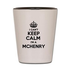 Cute Mchenry Shot Glass
