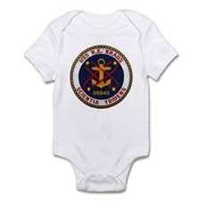 USS RICHARD E. KRAUS Infant Bodysuit