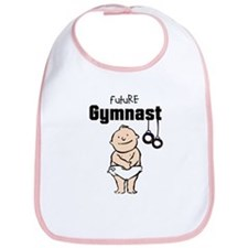Future Gymnast Rings Bib