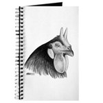 LaFleche Rooster Head Journal