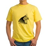 LaFleche Rooster Head Yellow T-Shirt