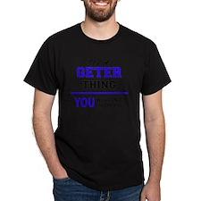 Unique Geter T-Shirt