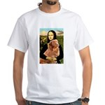 Mona's Nova White T-Shirt