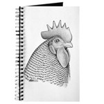 Plymouth Rock Rooster Journal