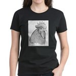 Plymouth Rock Rooster Women's Dark T-Shirt