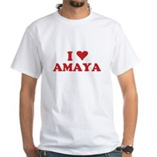 I LOVE AMAYA Shirt
