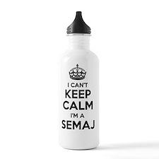 Cool Semaj Water Bottle