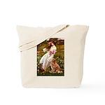 Wind Flowers & Nova Scotia Tote Bag