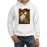 Wind Flowers & Nova Scotia Hooded Sweatshirt