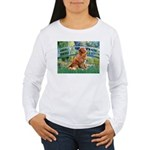 Bridge / Nova Scotia Women's Long Sleeve T-Shirt