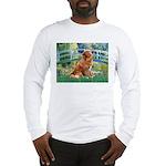Bridge / Nova Scotia Long Sleeve T-Shirt
