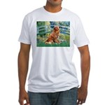 Bridge / Nova Scotia Fitted T-Shirt
