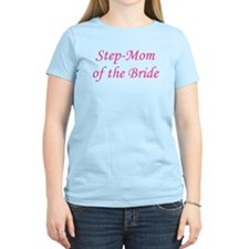 Step-Mom of the Bride T-Shirt