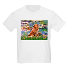 Lilies / Nova Scotia Kids Light T-Shirt