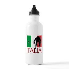 Italia Hockey Water Bottle