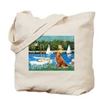 Sailboats / Nova Scotia Tote Bag