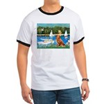 Sailboats / Nova Scotia Ringer T