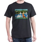 Sailboats / Nova Scotia Dark T-Shirt