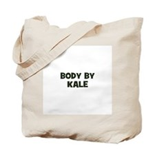 body by kale Tote Bag