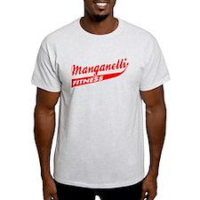 Manganelli Fitness T-Shirt