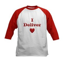 Deliver Love in This Tee