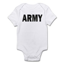 ARMY Infant Bodysuit