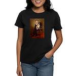 Lincoln's Corgi Women's Dark T-Shirt