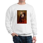 Lincoln's Corgi Sweatshirt