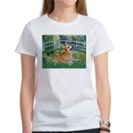 Bridge / Corgi Women's T-Shirt