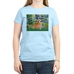 Bridge / Corgi Women's Light T-Shirt