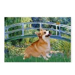 Bridge / Corgi Postcards (Package of 8)