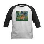 Bridge / Corgi Kids Baseball Jersey