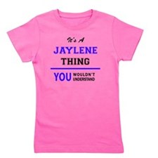 Cute Jaylen Girl's Tee