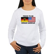Proud To Be German American T-Shirt