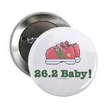 26.2 Baby Marathon Runner Shoes Button 100 pack