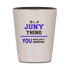 Cute Junie Shot Glass