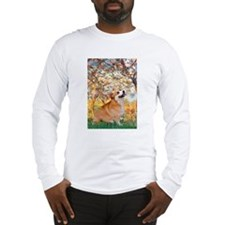 Spring / Corgi Long Sleeve T-Shirt