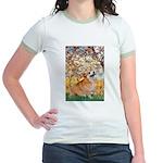 Spring / Corgi Jr. Ringer T-Shirt