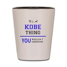 Funny Kobe Shot Glass