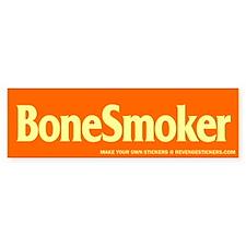 Bone Smoker - Revenge Bumper Sticker